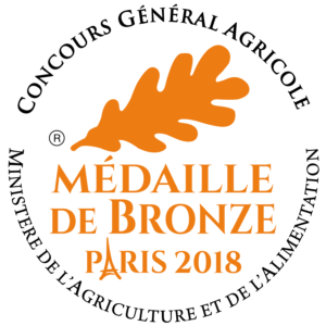 2 médailles au Concours Général Agricole 2018 - La Burdigala